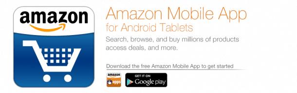amazon app de compras