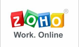 Zoho Docs editores de texto