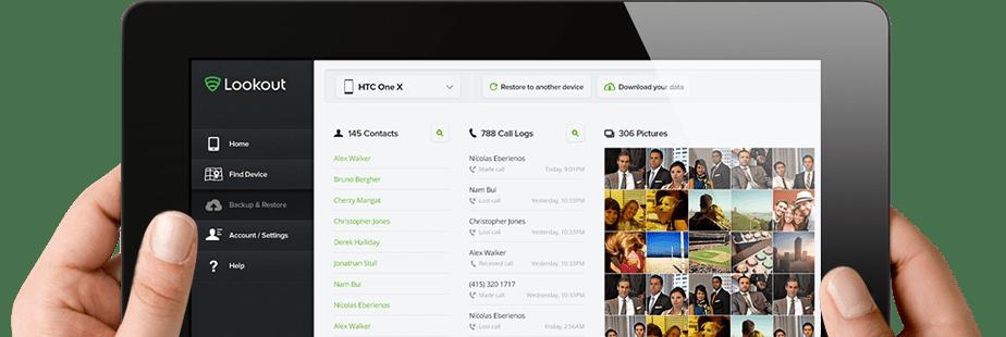 aplicativo de backup Android