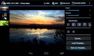 app de edição de fotos