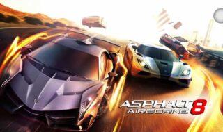 asphalt 8 jogos de corrida