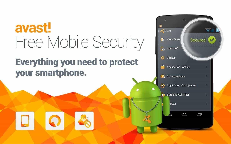 avast app de backup para android