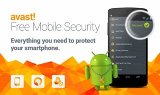 avast app de android