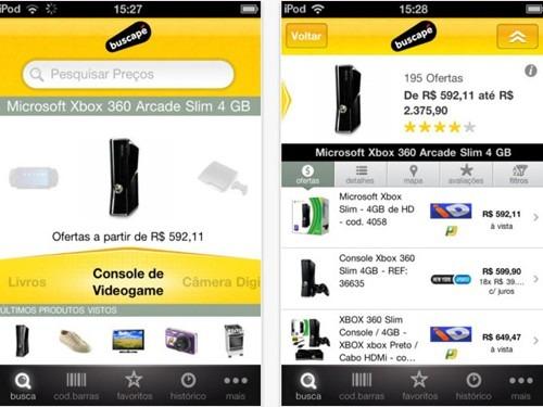 buscape app de compras
