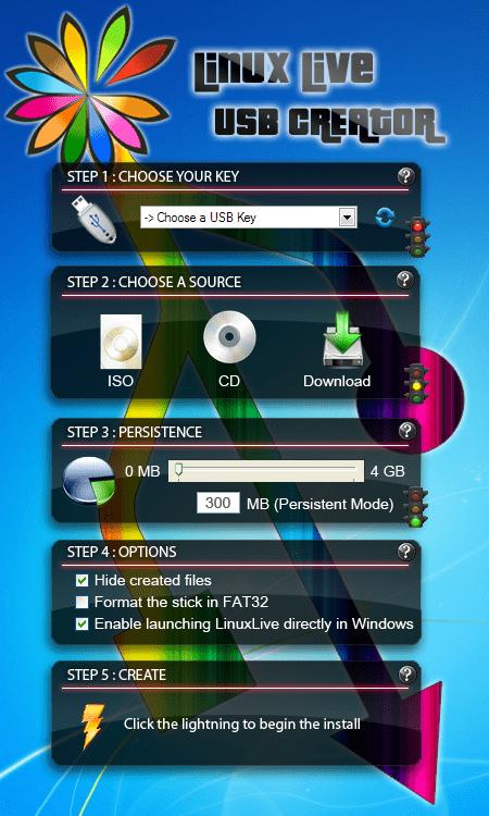instalar linux pen drive