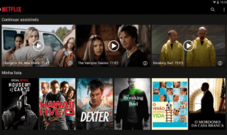 Netflix no Android
