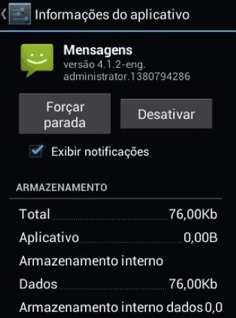 notificações android kitkat