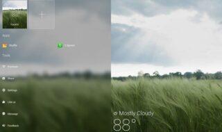 previsão do tempo no Android