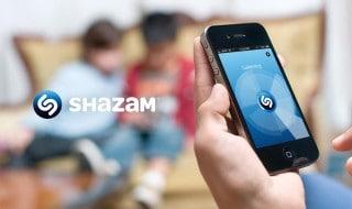 shazam para reconhecer música no iPhone