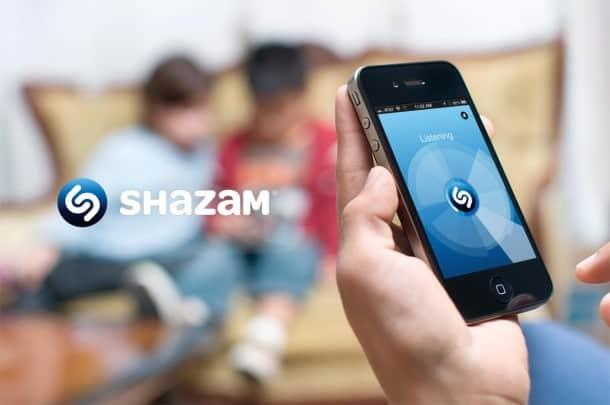 apps de musica para iphone shazam