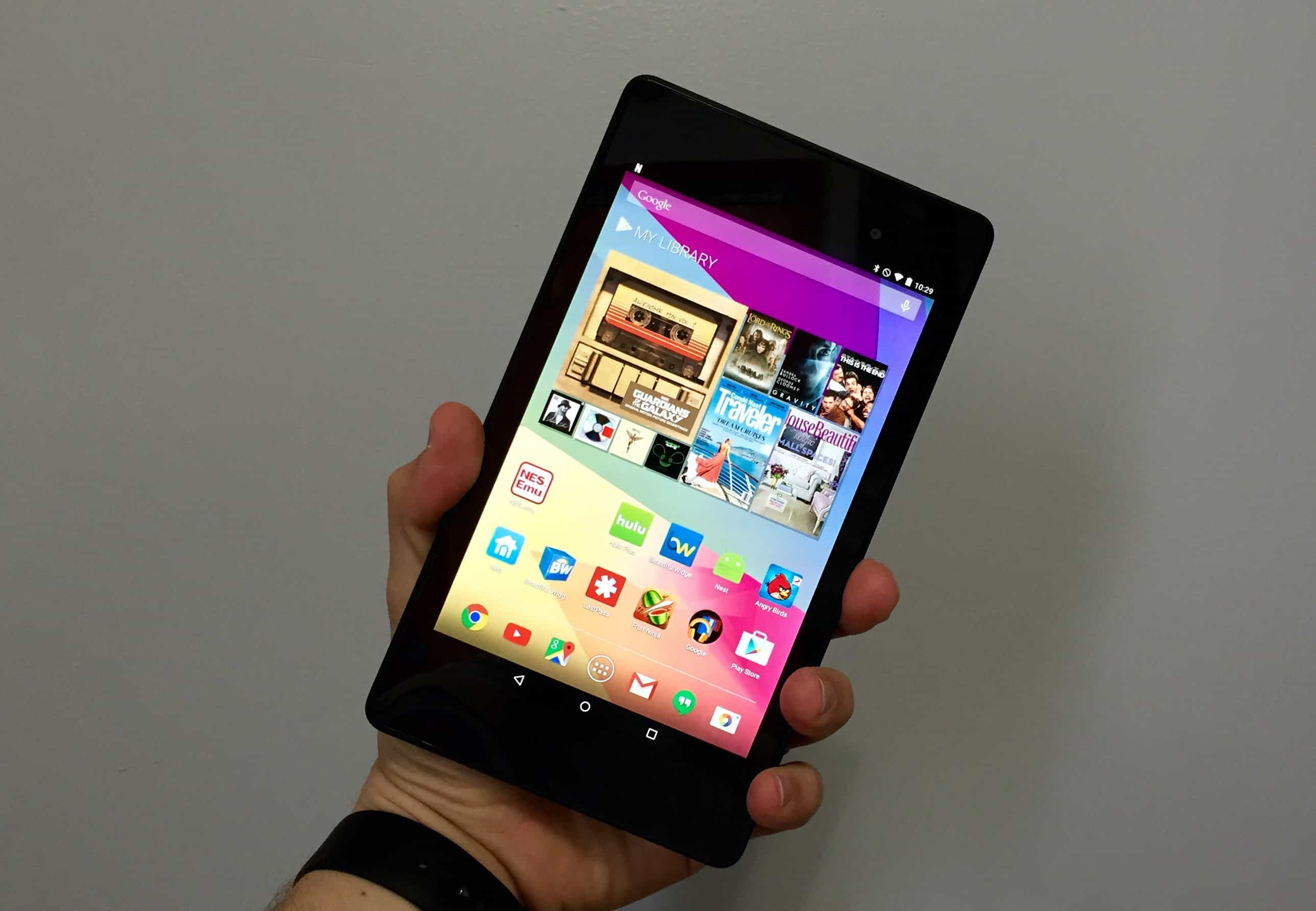 tablet android análise