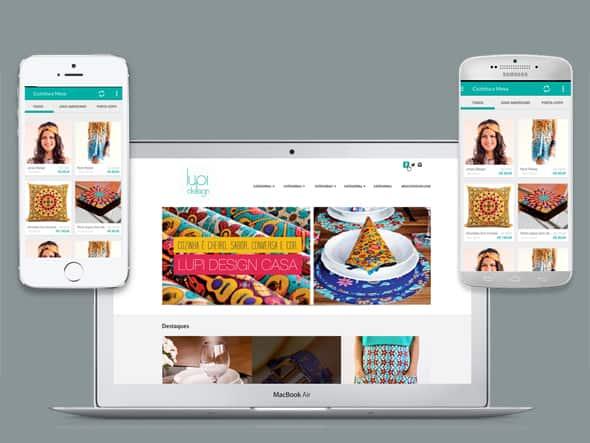 vitrina app de compras