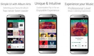 apps de música Android
