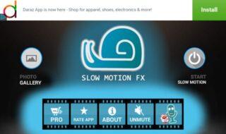 apps de slow motion