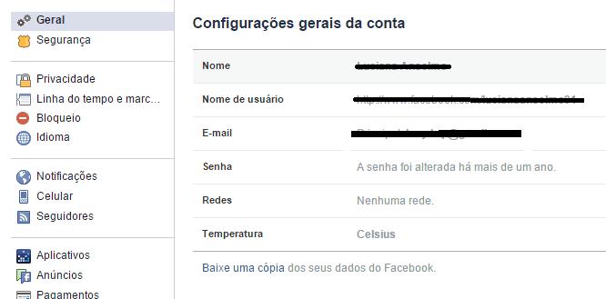 backup das fotos do facebook