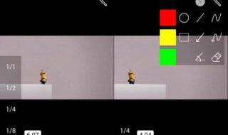 efeito de slow motion em vídeos