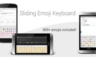 emoji no Android