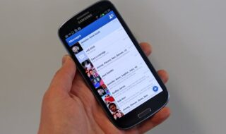 facebook app de android