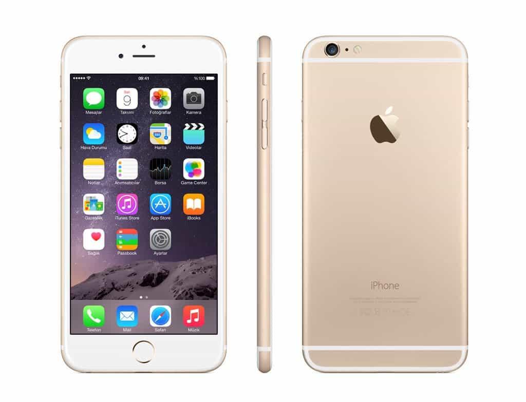 iPhone 6S tamanho