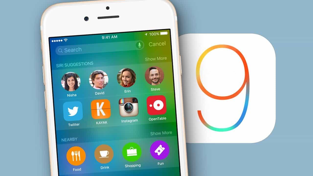 iPhone 9 atualização