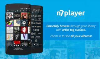 música no Android