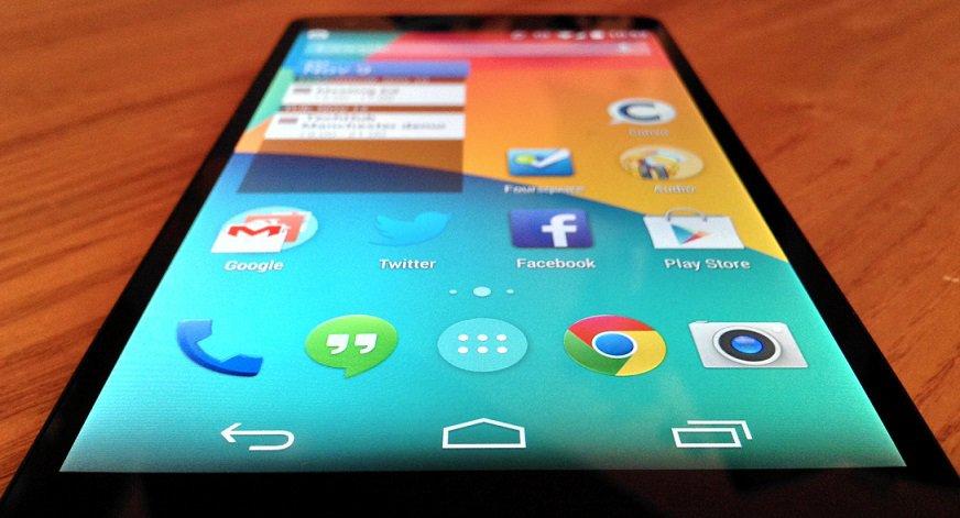 nexus 5 problema Android