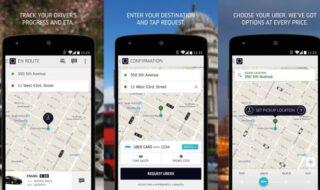 uber para android