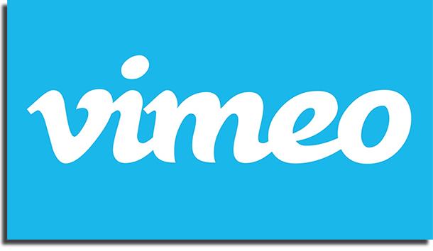 Sites de vídeos Vimeo