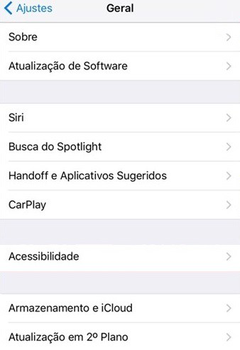 ajustando o 3d touch no iPhone 6S