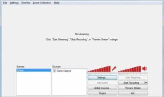 captura de tela no PC