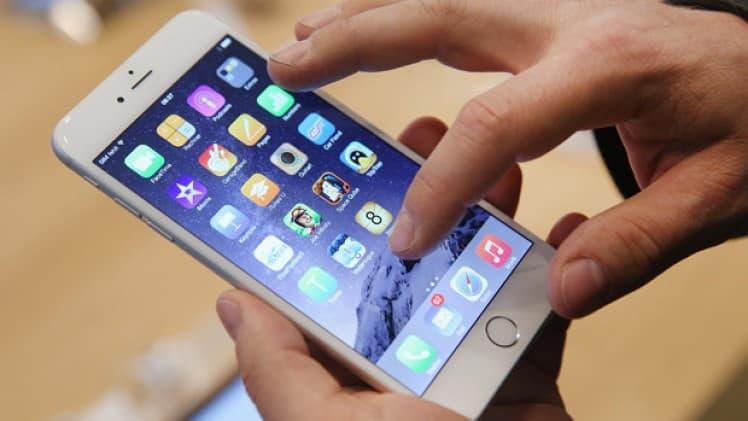 atualização do iphone