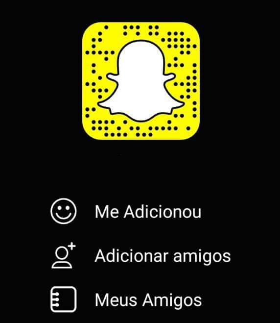 encontrar pessoas no Snapchat add