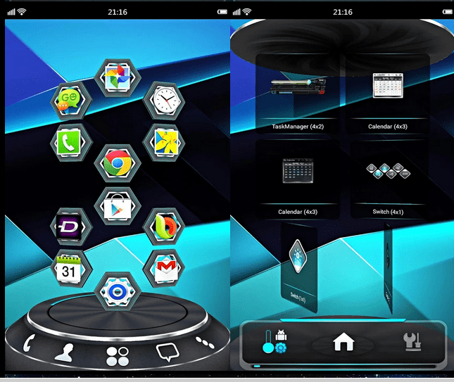 launchers do Android