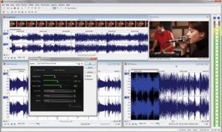 melhores apps de edição de áudio