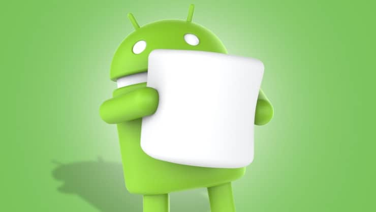 android marshmallow no Nexus 5X