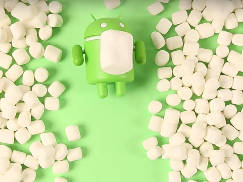 novos recursos do Android marshmallow