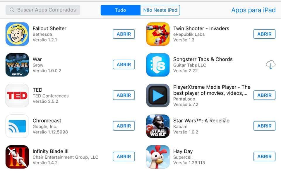 ocultar apps no iphone