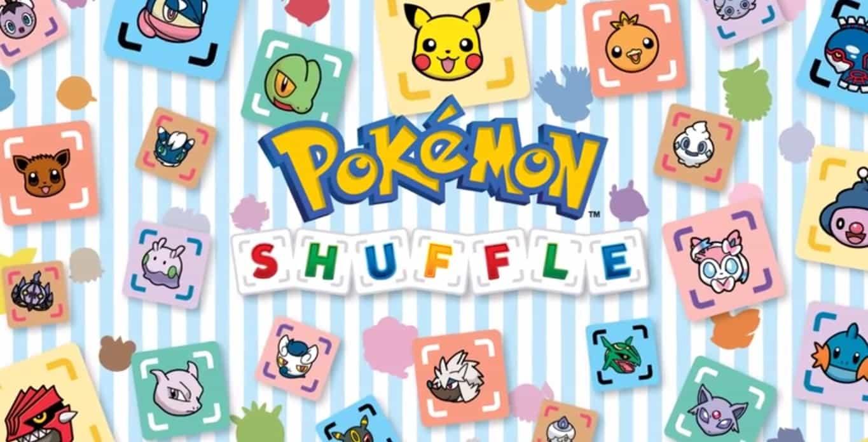 ipad mini pokemon shuffle