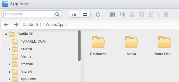 recuperar mensagens deletadas no Whatsapp