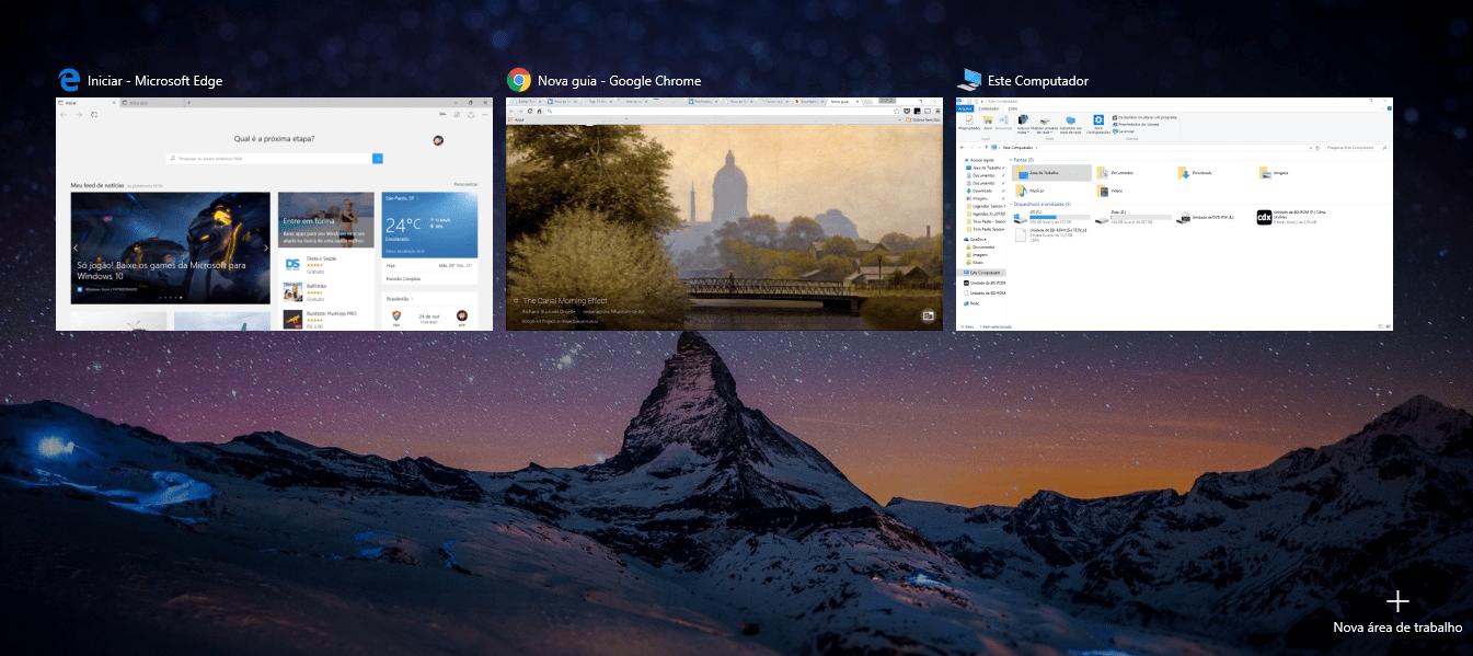 usar desktops virtuais