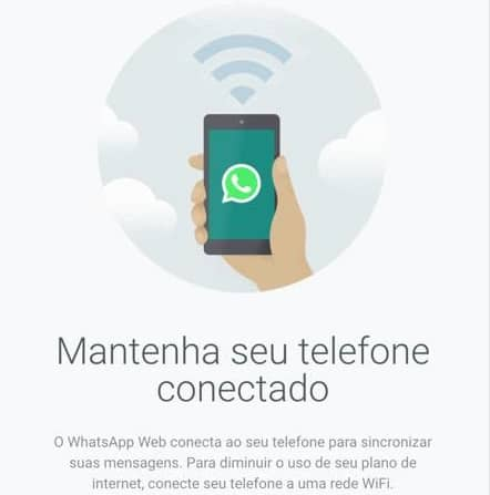 usar o whatsapp no tablet