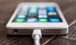 iPhone não liga problemas