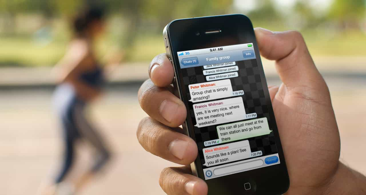 como ver mensagens apagadas whatsapp iphone