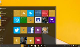 windows 10 inicialização
