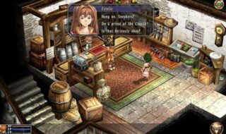 The Legend of Heroes: Trails in the Sky Second Chapter best PC RPG games