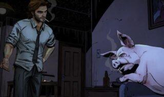 jogos de aventura para android Wolf among us