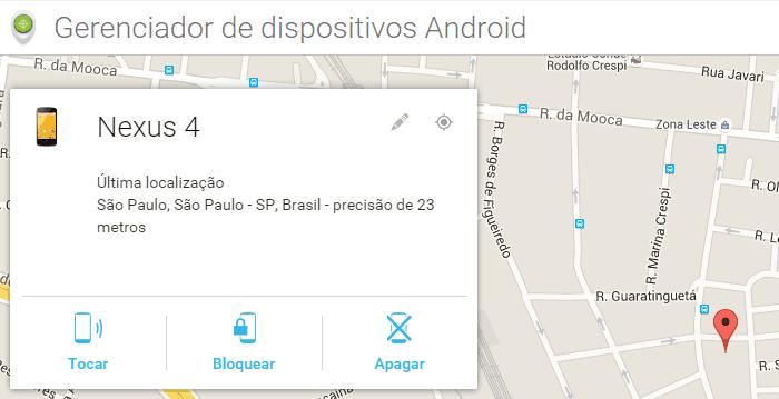 android perdido