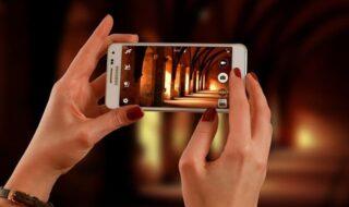 dicas de fotos Android
