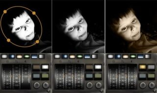 editar imagens no iphone