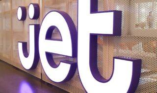 Jet app de iphone